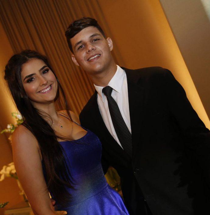 Livia Araujo E Guilherme Ximenes