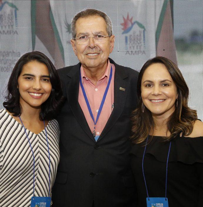 Livia Prata, Ricardo Parente E Emanuela Franca