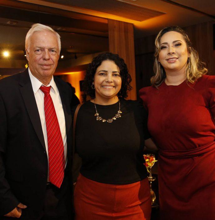 Louis Plasc, Magda Pereira E Jordania Cristi