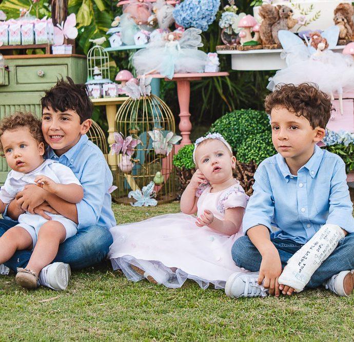 Lucas, Joao, Maria Eduarda E Matheus Ary