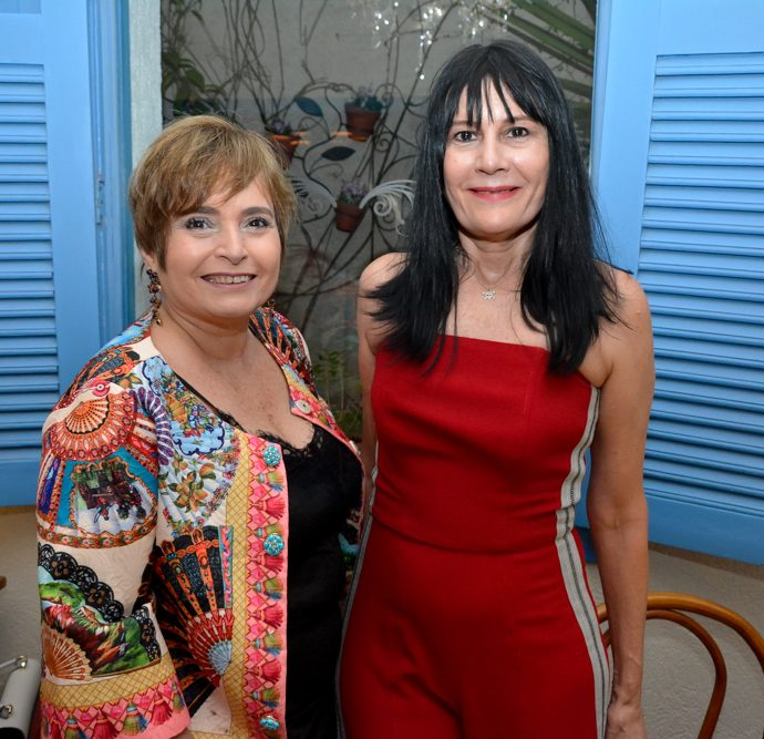 Lucia Freitas E Rosalinda Pinheiro