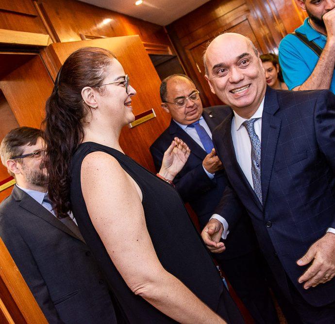 Luciana Dummar E Luciano Lima