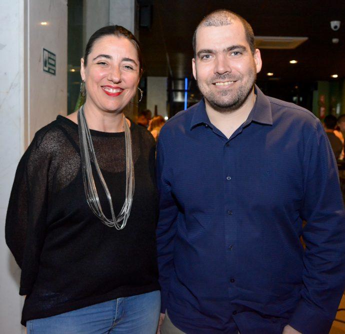Luciana Malgarisi E Abelardo Sampaio