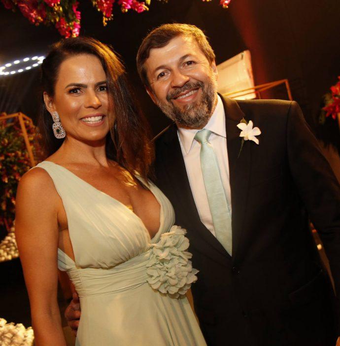 Luciana Souza E Elcio Batista