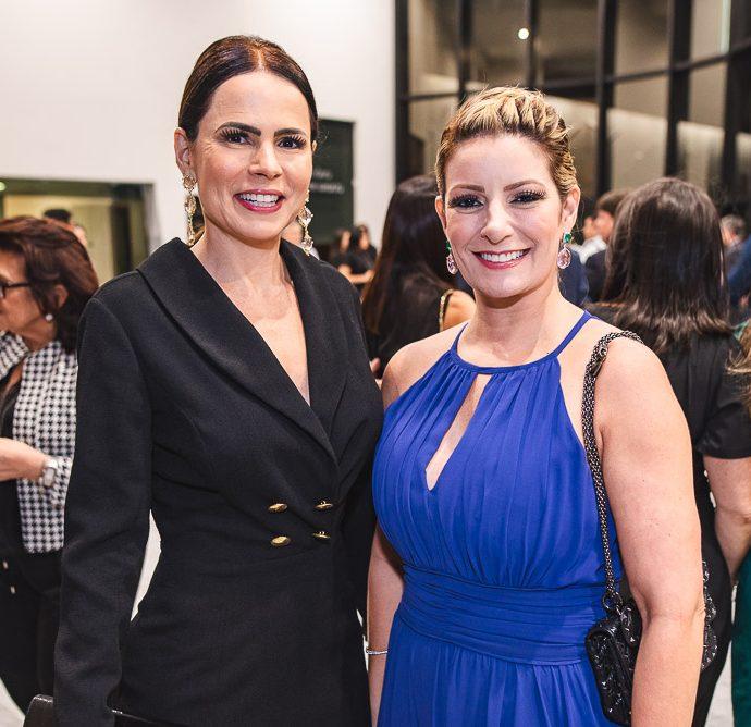 Luciana Sousa E Tatiana Luna
