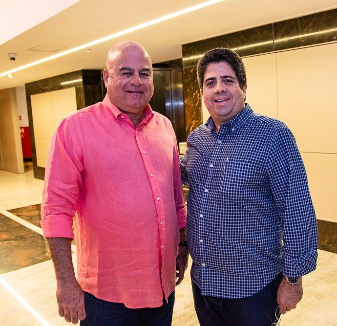 Luciano Cavalcante E Alexandre Leitao