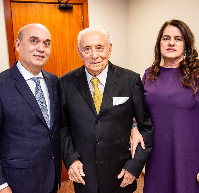 Luciano Lima, Adauto Bezerra E Silvana Bezerra