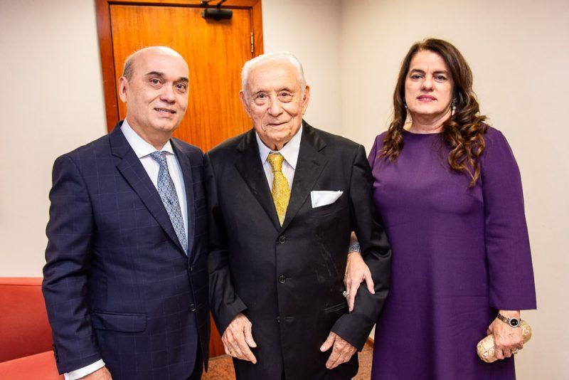Merecimento - Juiz Luciano Lima toma posse como desembargador em prestigiada cerimônia no Tribunal de Justiça do Ceará