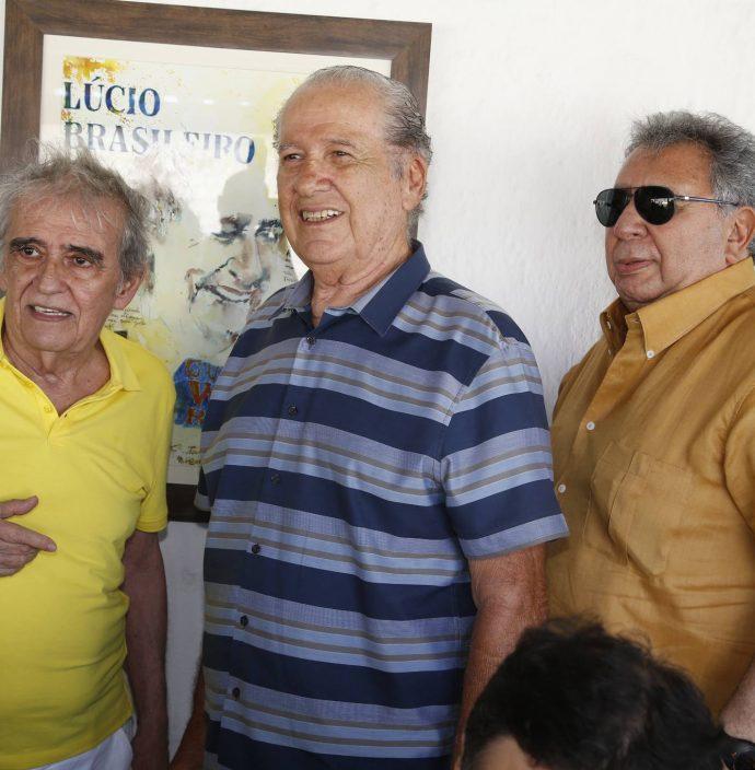 Lucio Brasileiro, Bob Sales E Jorge Ary