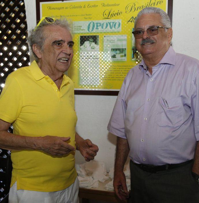 Lucio Brasileiro E Victor Frota