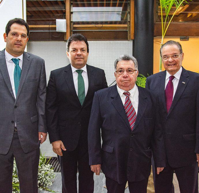 Lucio Carneiro, Fernando Ferrer, Evilazio Ribeiro E Valman Miranda