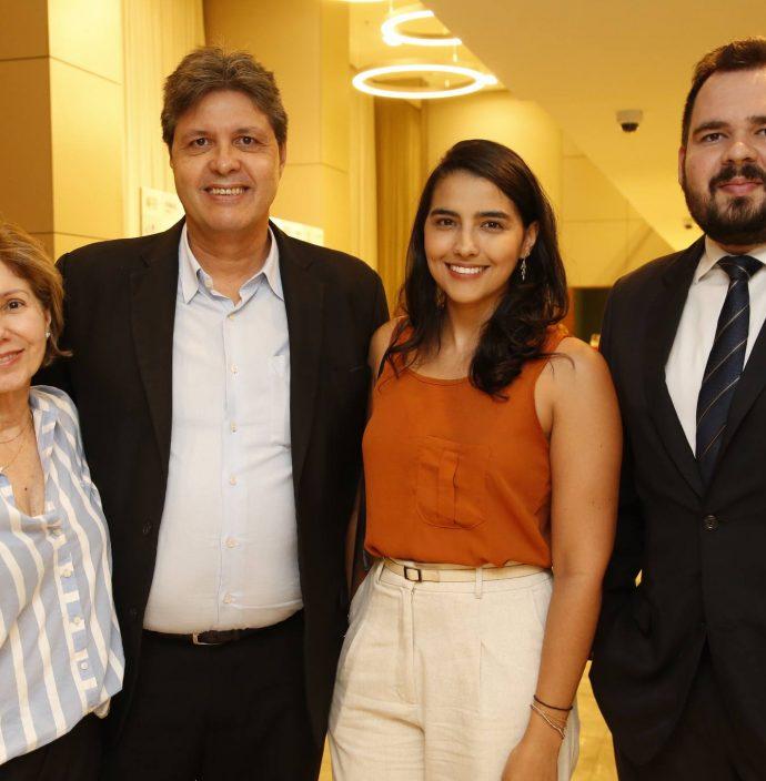 Ludimila Campos, Marcos Oliveira, Livia Prata E Lary Carvalho