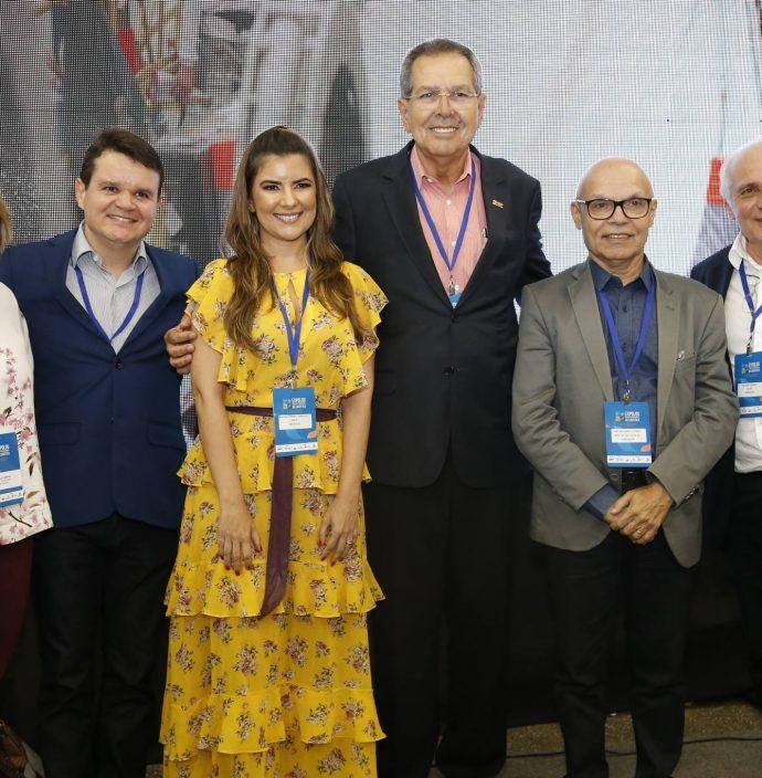 Ludmila Campos, Gustav Sousa, Adelina Ferrer, Ricartdo Parente, Victor Ponte E Ricardo Sabadia