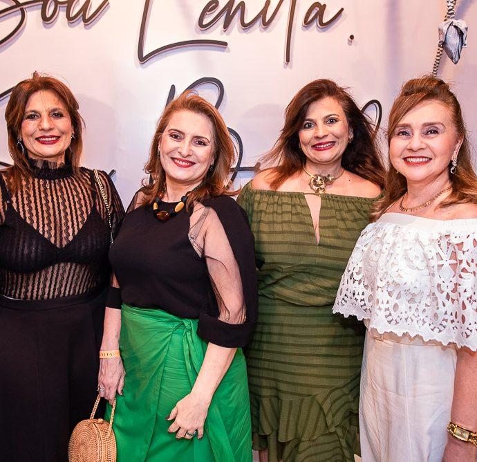 Ludmila Paz, Liduina Paz, Luiziane Paz E Diana Almeida