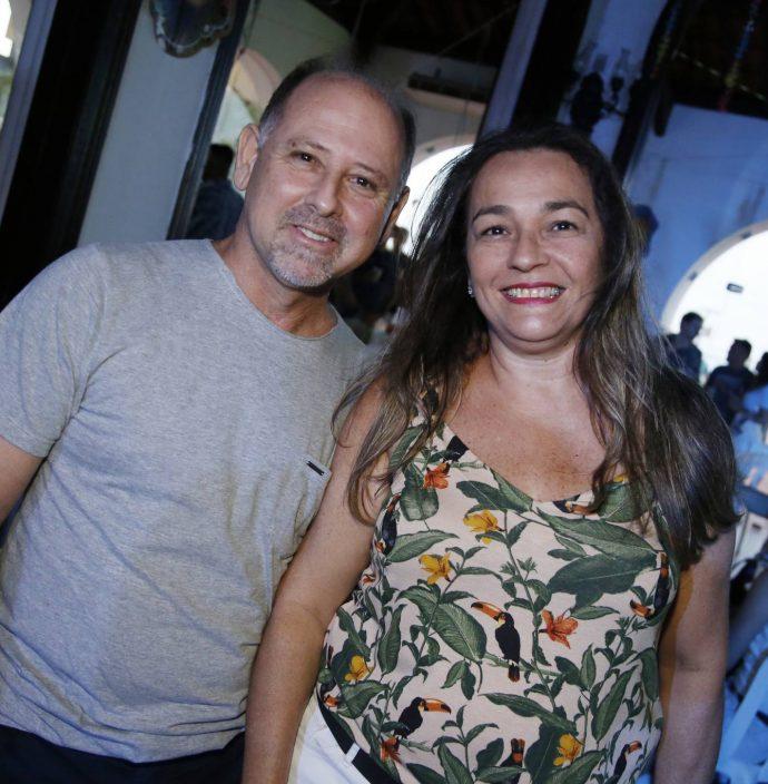 Luiz Gonzaga E Cibele Silva