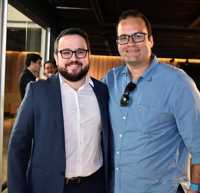Macos Souza, Carlos Hernesto