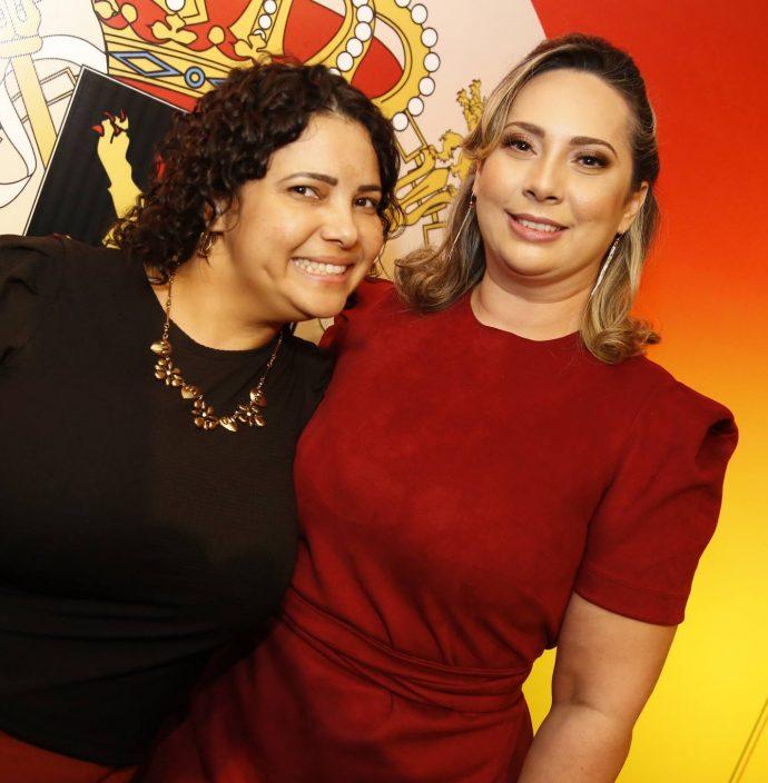 Magda Pereira E Jordania Cristi