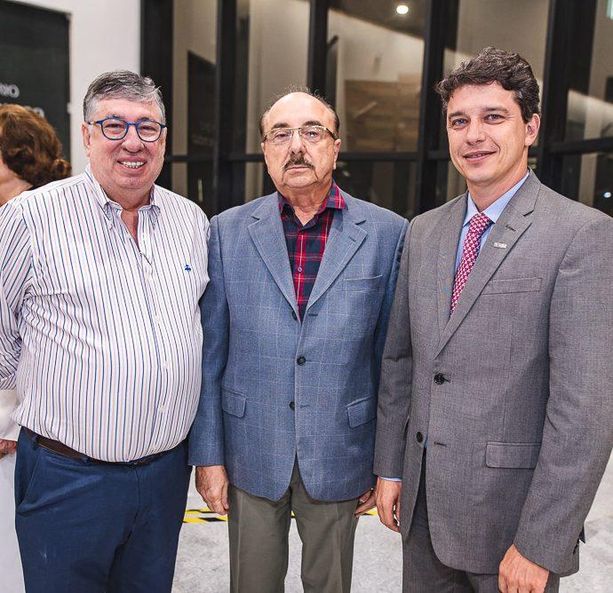 Maia Junior, Carlucio Pereira E Andre Siqueira