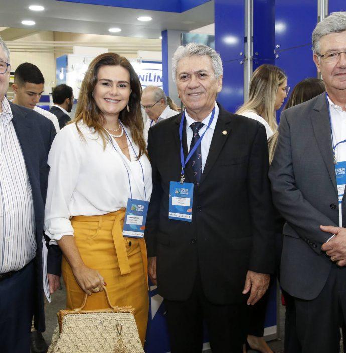 Maia Junior, Ivana Bezerra, Clovis Nogueira E Carlos Maia