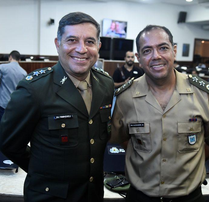 Major Alexandre, Major Major Paulo Camelo