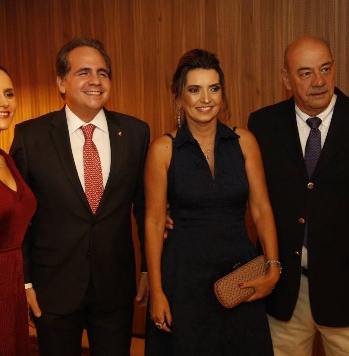Manoela E Ricardo Bacelar, Marcia E Fernando Travessoni
