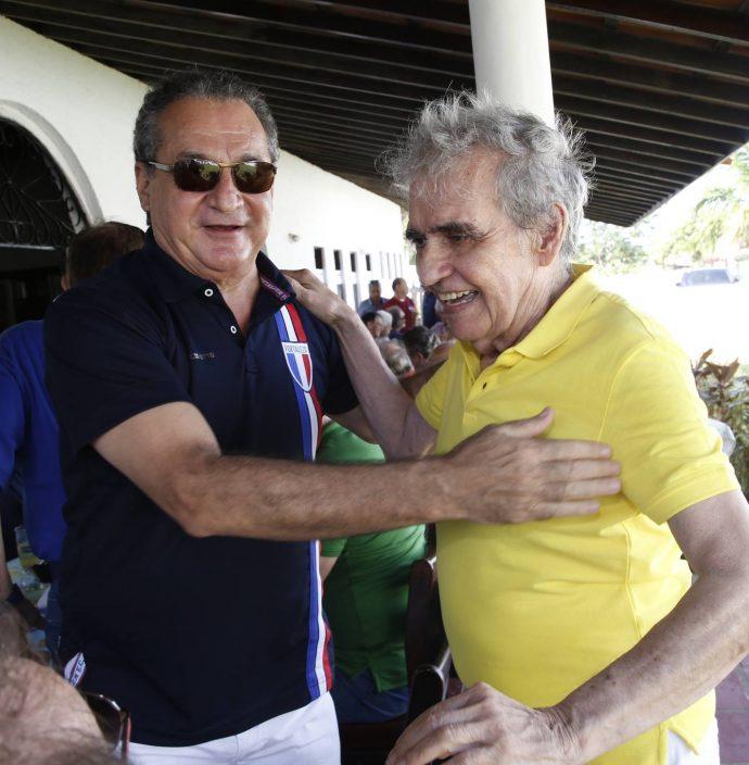 Manuel Veras E Lucio Brasileiro