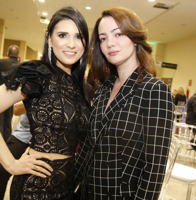 Manuela Saboia E Patricia Paes
