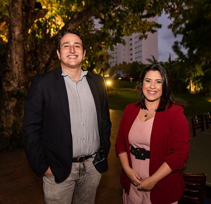 Marcello Reis E Amanda Oliveira