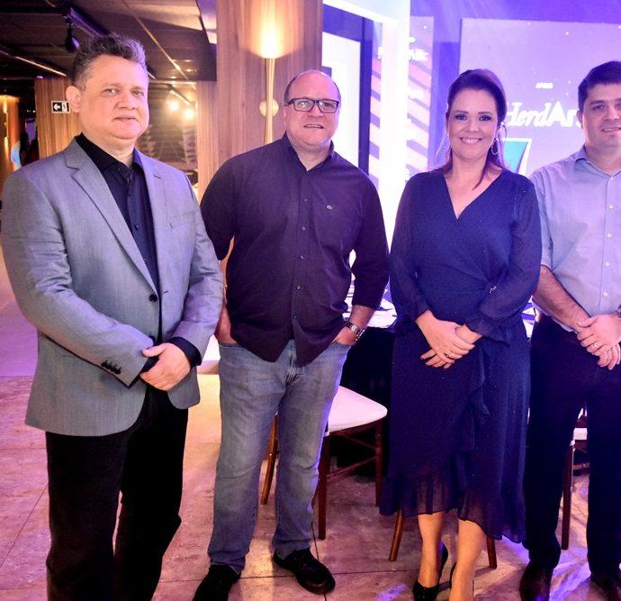 Marcelo De Castro, Renato Fusaro, Aletéia Lopes, Murilo Tavares
