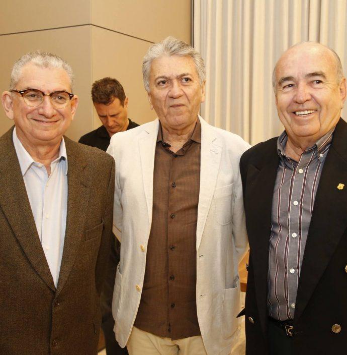 Marcelo Maranhao, Clovis Bezerra E Ubiratan Roberto 1