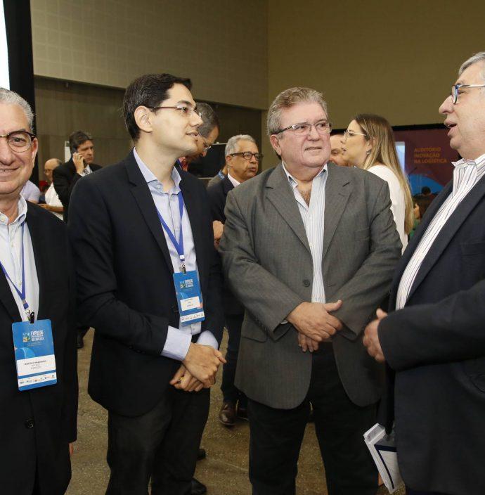 Marcelo Maranhao, Erick Picanco, Sergio Cavalcante E Maia Junior