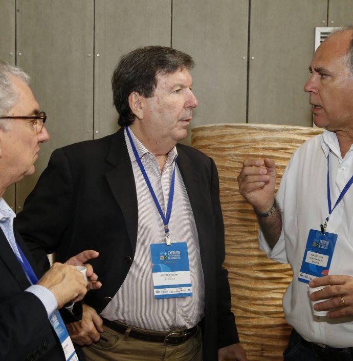 Marcelo Maranhao, Heitor Studart E Narcelio Uchoa