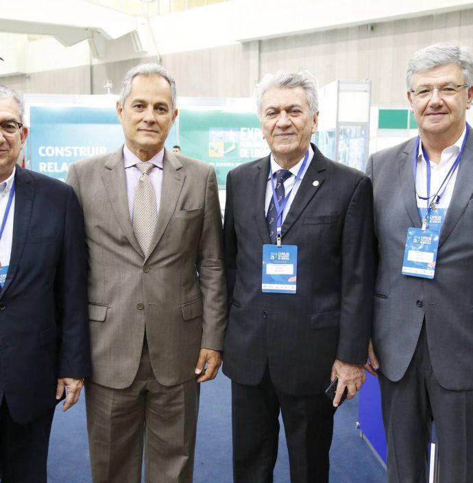 Marcelo Maranhao, Paulo Afonso, Clovis Nogueira E Carlos Maia
