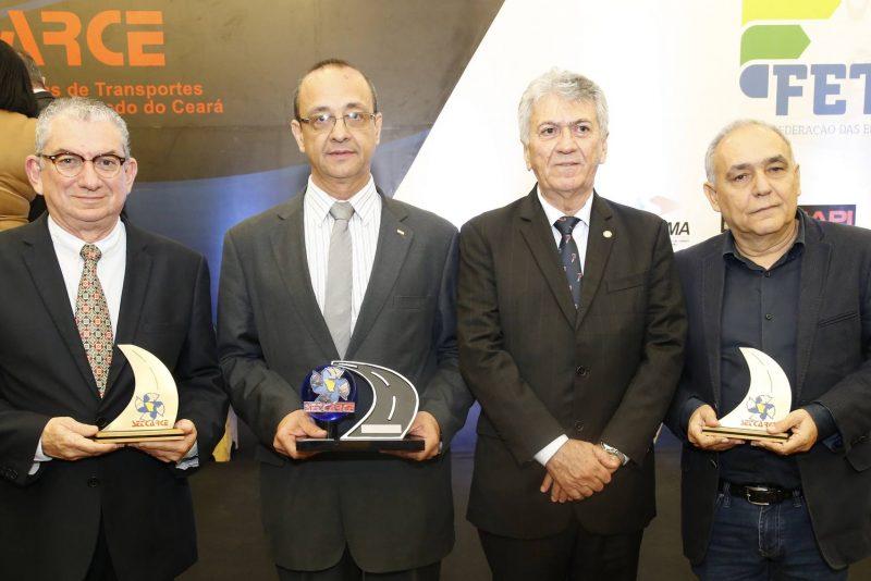 Marcelo Maranhao, Vander Costa, Clovis Nogueira E Eduardo Saboia