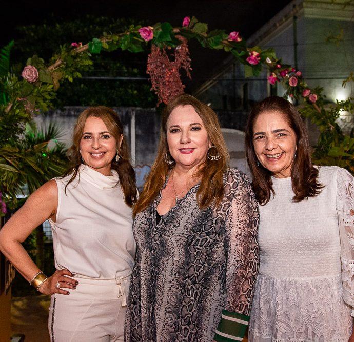 Marcia Andrea, Luziane Cavalcante E Giana Studart