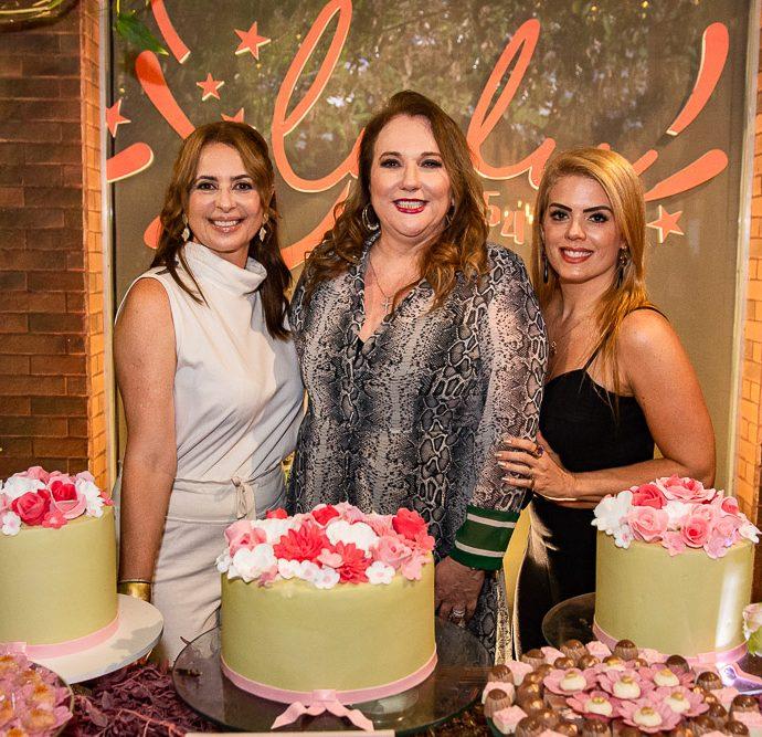 Marcia Andrea, Luziane Cavalcante E Leticia Studart