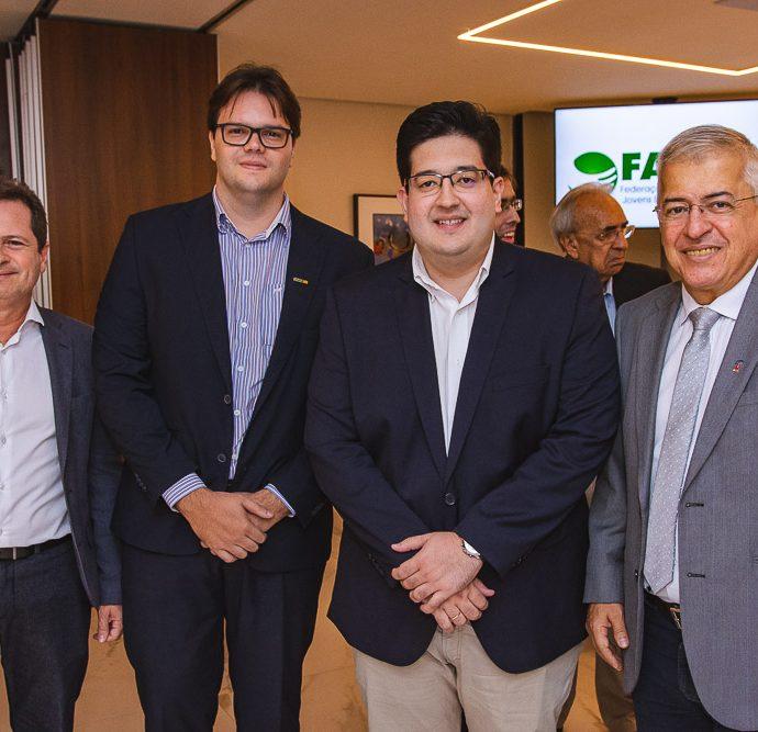 Marcos Andre Borges, Lucas Sousa, Yuri Torquato E Paulo Cesar Noroes