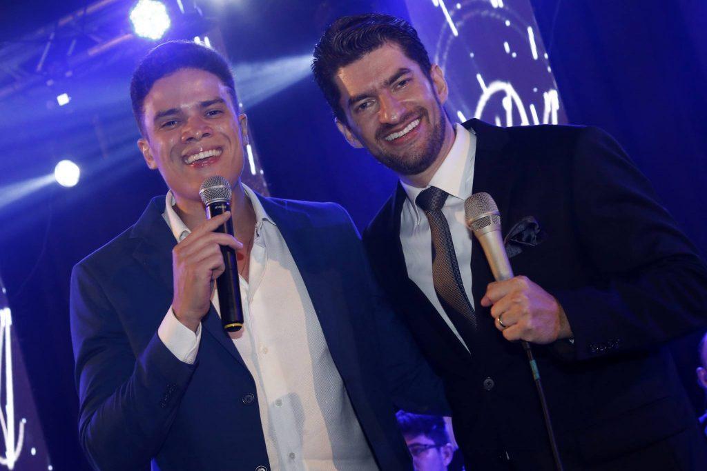 Marcos Lessa E Paulo Jose