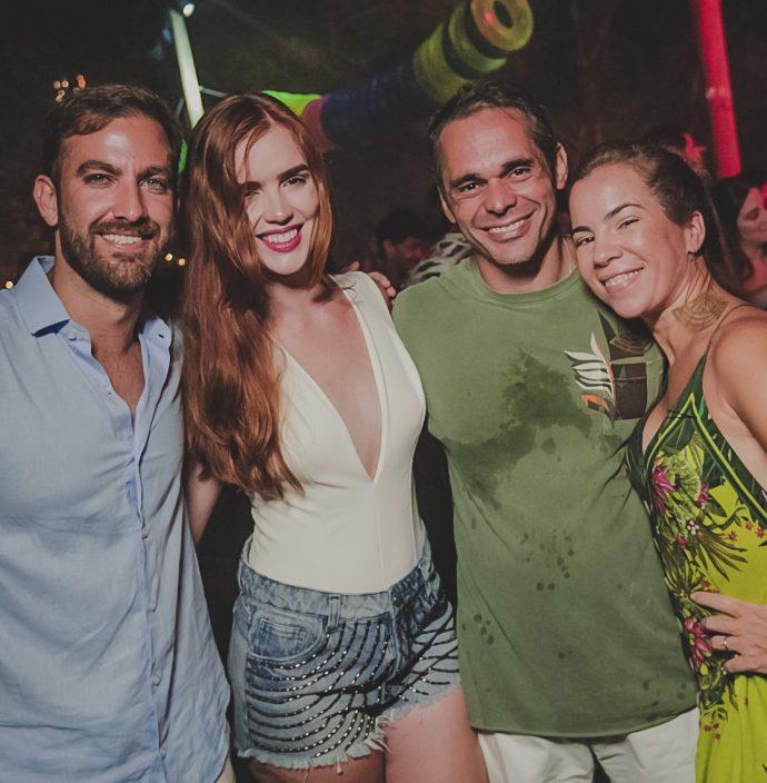 Marcos Oliveira, Dulce Gayoso, Gustavo E Bel Nascimento Foto Lara Valença