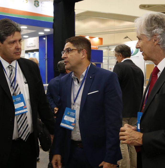 Marcos Oliveira, Hermes Monteiro E Marcos Pompeu