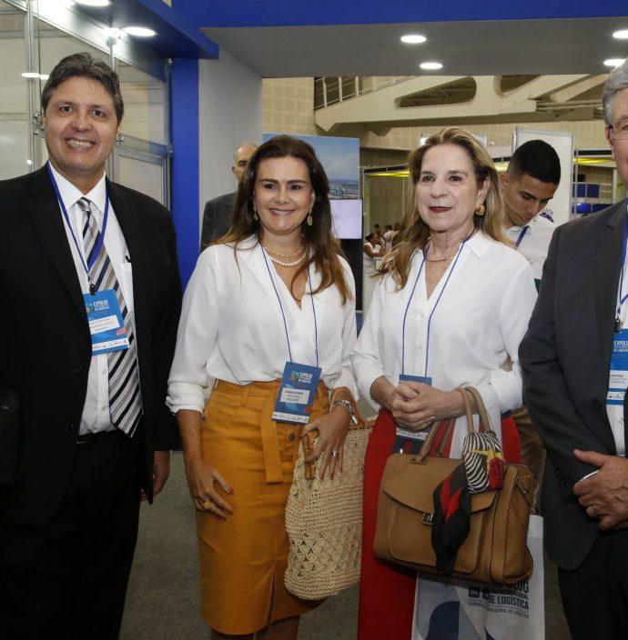 Marcos Oliveira, Ivana Bezerra, Anya Ribeiro E Carlos Maia