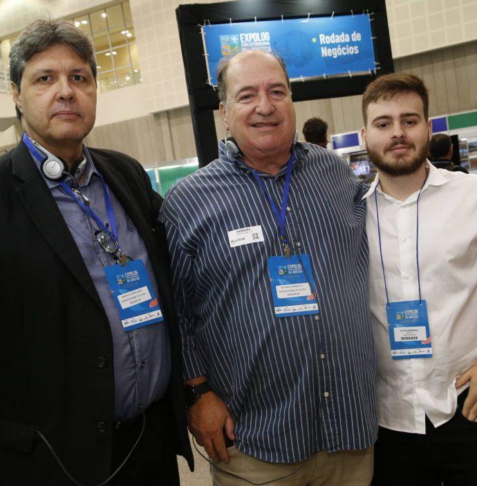 Marcos Oliveira, Ricardo E Victor Barbosa