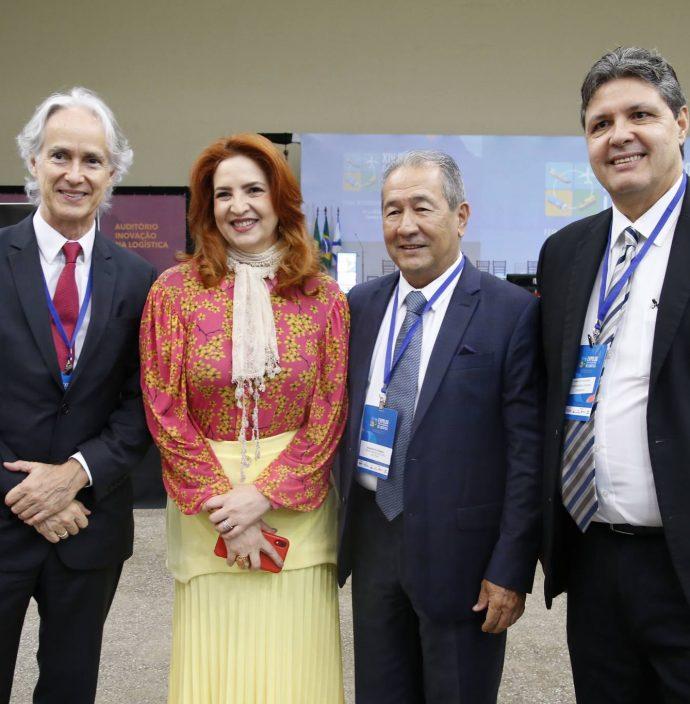 Marcos Pompeu, Enid Camara, Wandocyr Romero E Marcos Oliveira