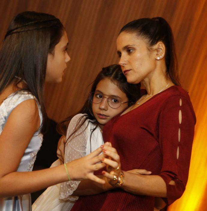Maria, Sara E Manoela Bacelar