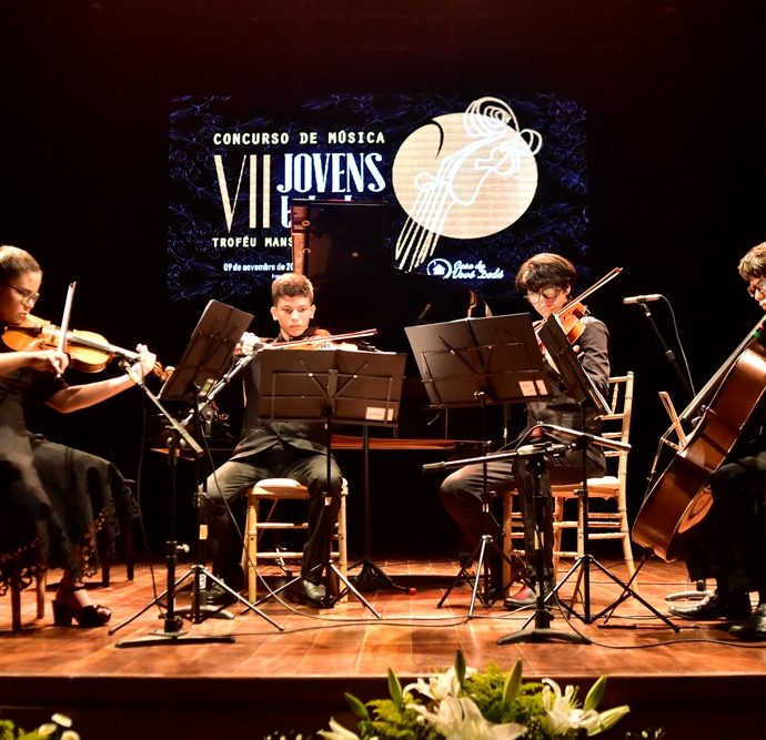 Mariana Fernandes, Pedro Emanuel, Arlon Carvalho, Arthur Carlos Lima