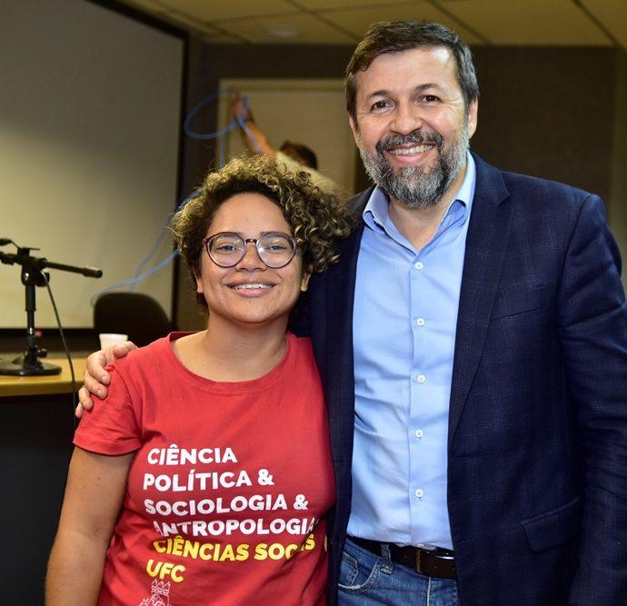 Mariana Lacerda E Elcio Batista