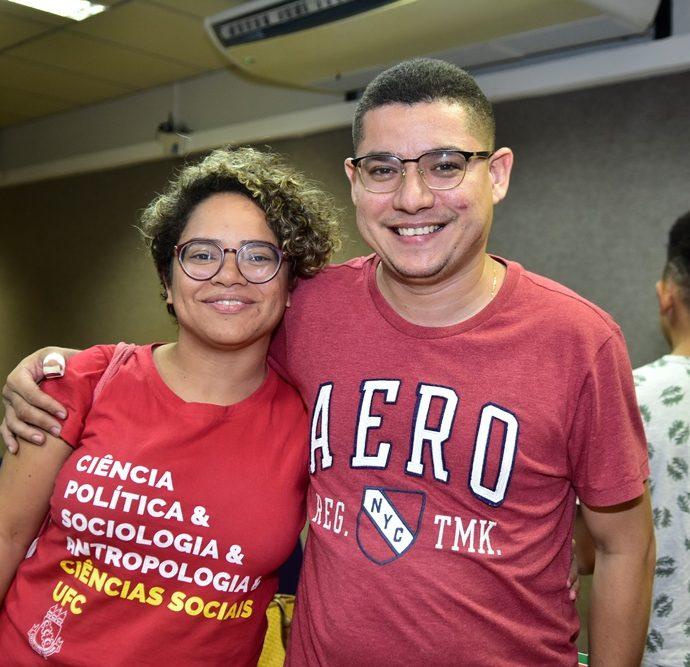 Mariana Lacerda, Renan Souza
