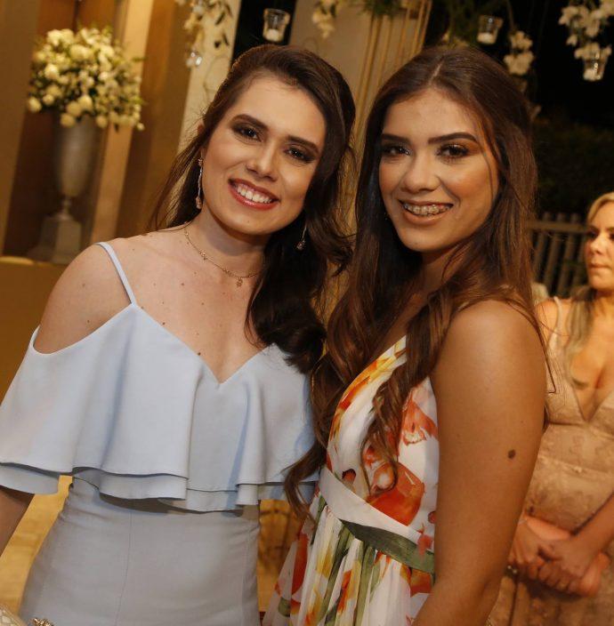 Mariana Montenegro E Aline Correa