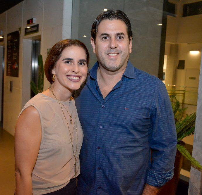 Marina Melo E Ricardo Coelho