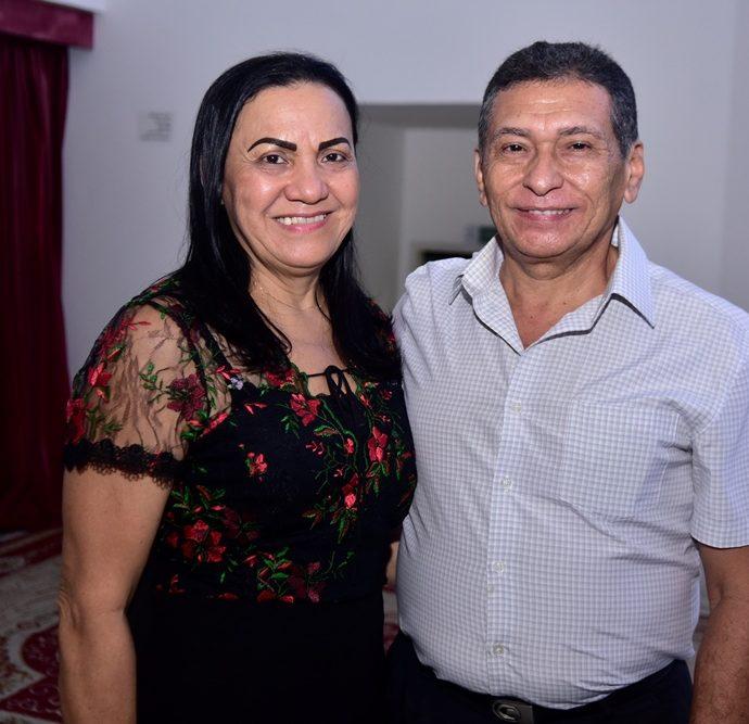 Marlene Oliveira E Antonio Marques